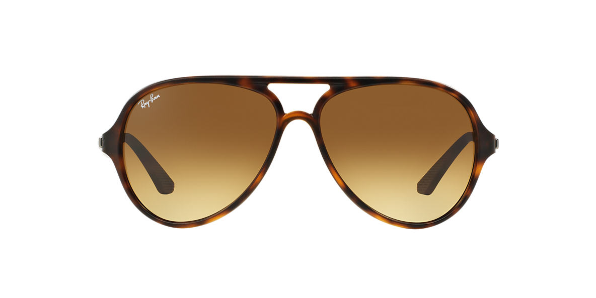 RAY-BAN Brown RB4235 57 Brown lenses 57mm