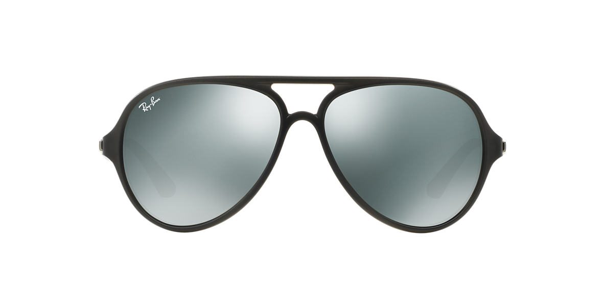 RAY-BAN Grey RB4235 57 Silver lenses 57mm