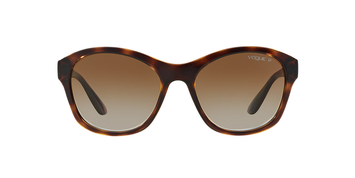 VOGUE LINE Brown VO2991S 56 Brown polarized lenses 56mm