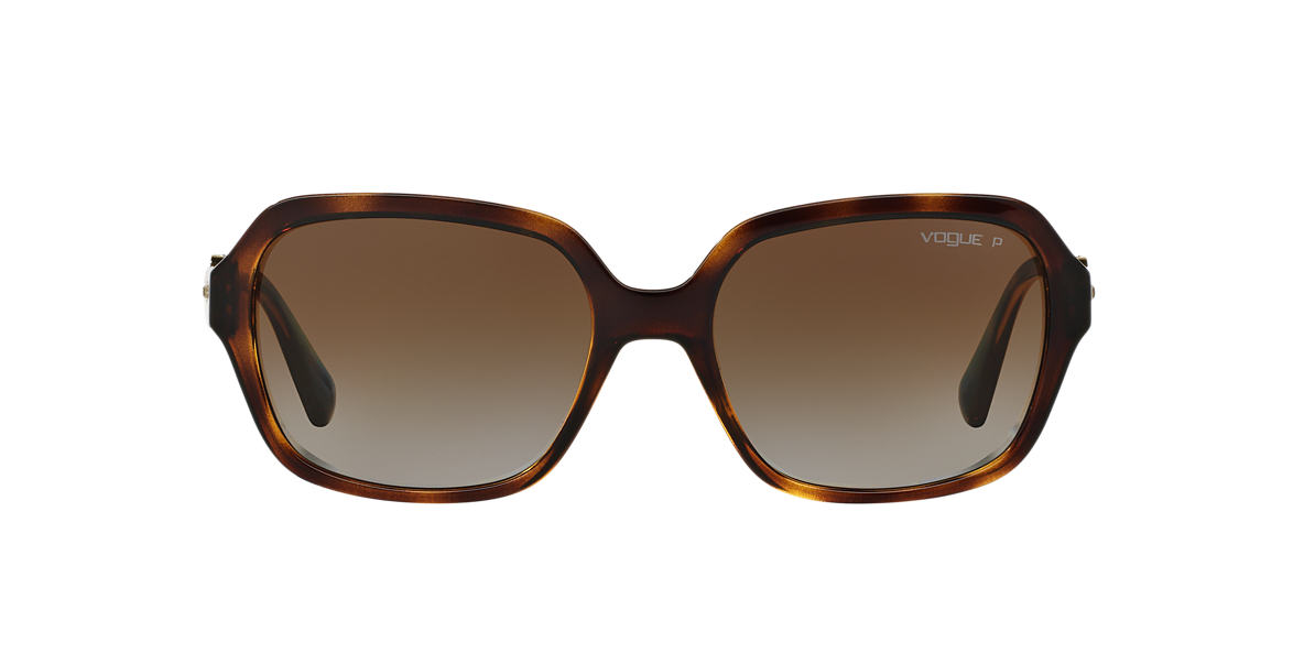 VOGUE Brown VO2994SB Brown polarised lenses 57mm