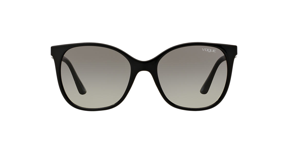 VOGUE Black VO5032S Grey lenses 54mm