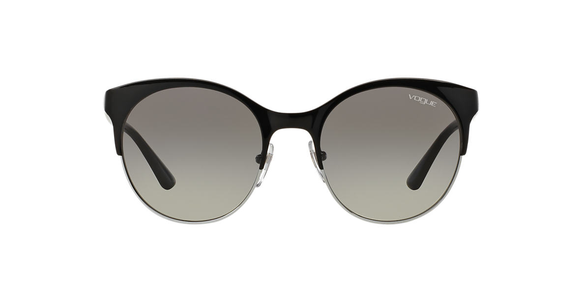 VOGUE LINE Black VO4006S 53 Grey lenses 53mm