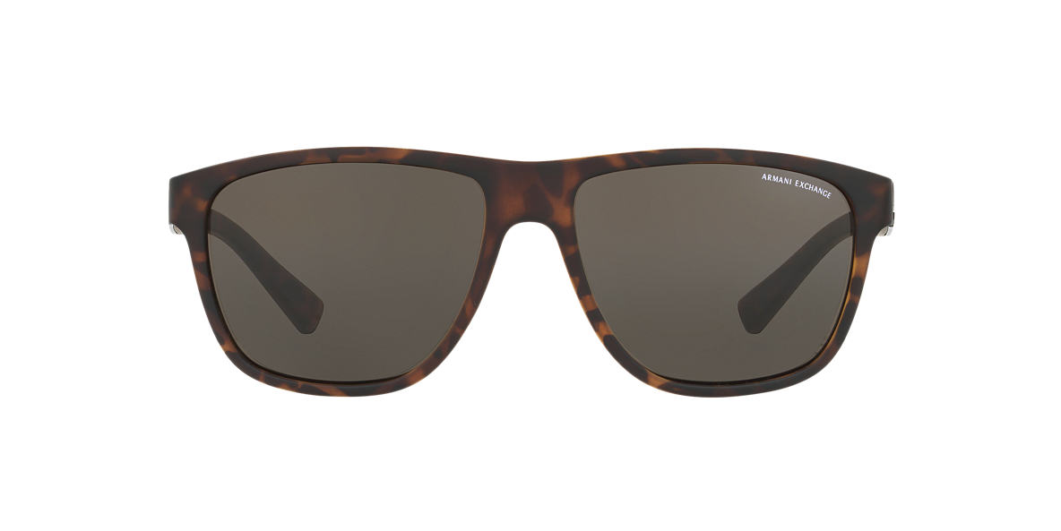 AX Tortoise Matte AX4052S 58 Brown lenses 58mm