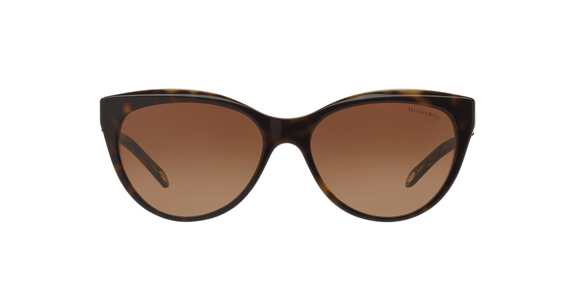 TIFFANY Tortoise TF4119 56 Brown lenses 56mm