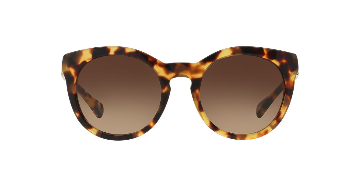 DOLCE AND GABBANA Yellow DG4279 52 Brown lenses 52mm