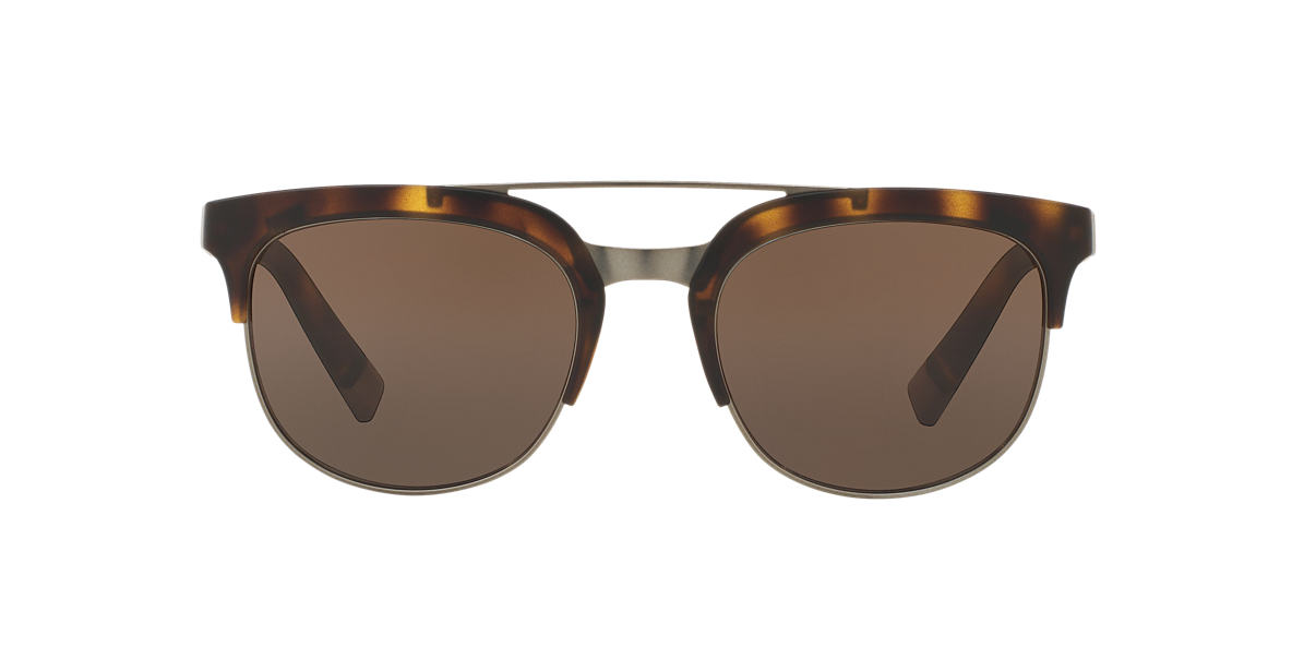 DOLCE and GABBANA Tortoise Matte DG6103 55 Brown lenses 55mm