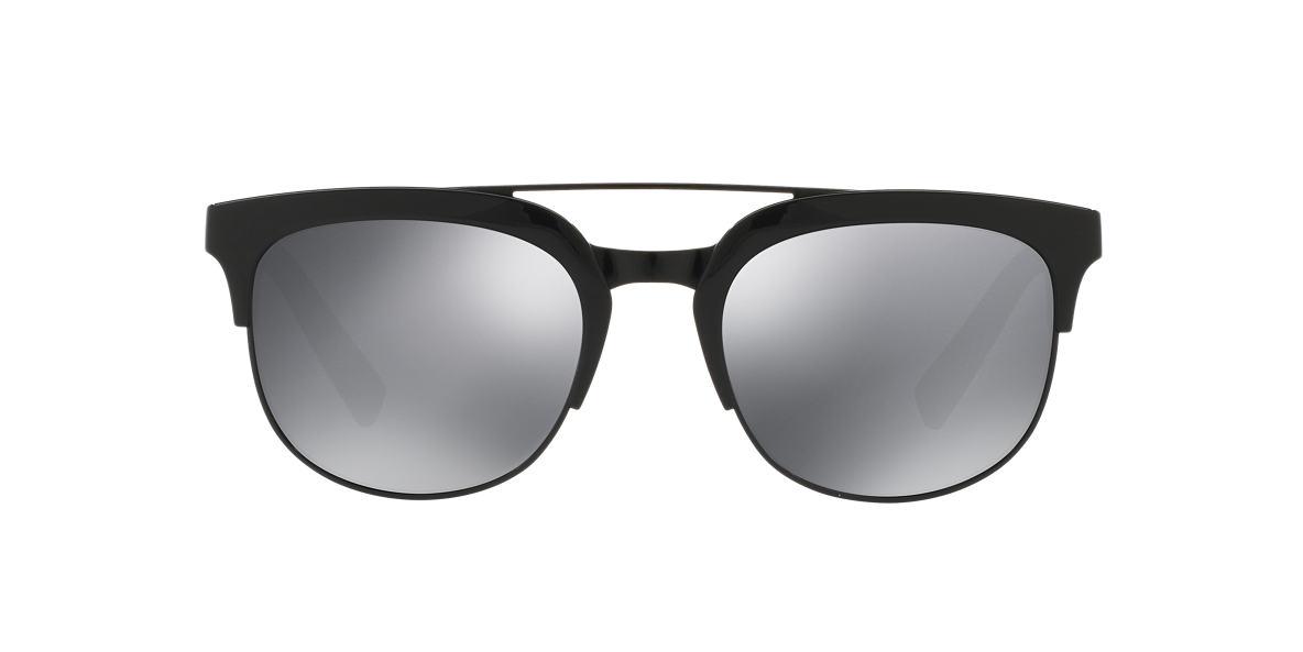 DOLCE AND GABBANA Black DG6103 55 Grey lenses 55mm