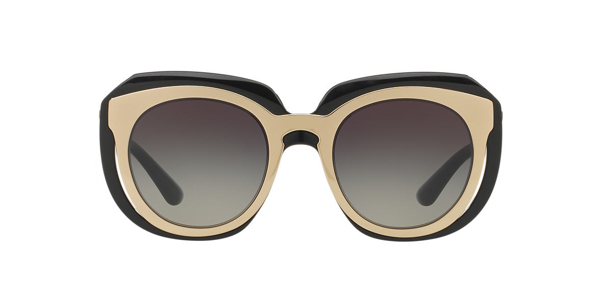 DOLCE and GABBANA Gold DG6104 51 Grey lenses 51mm