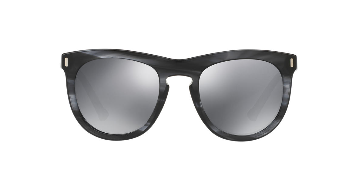 DOLCE and GABBANA Black DG4281 52 Grey lenses 52mm