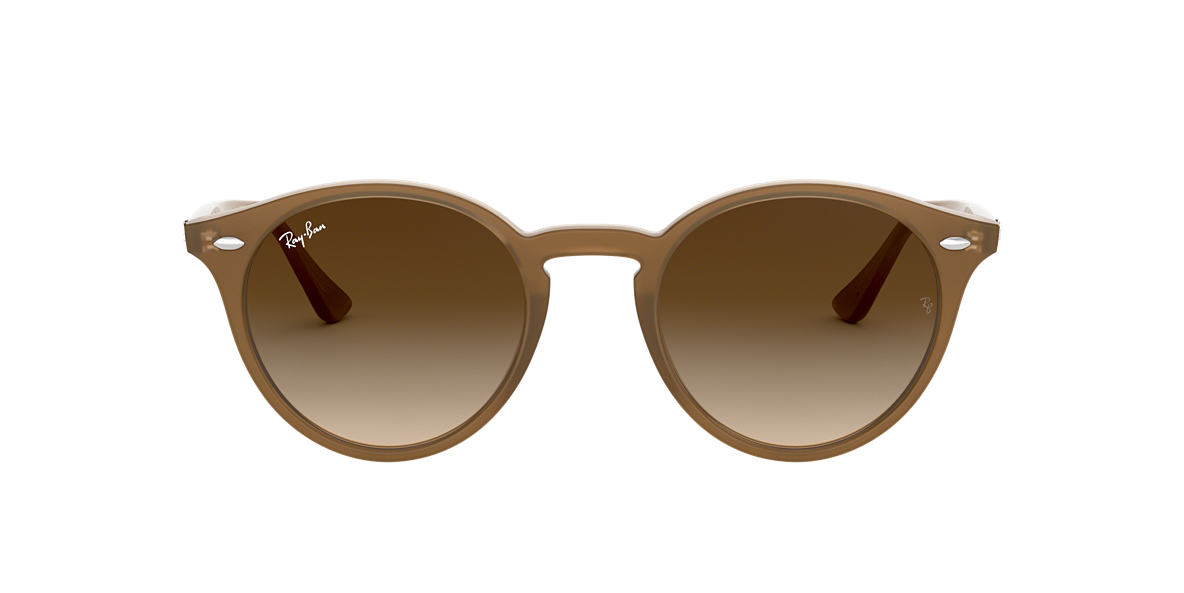 RAY-BAN Grey RB2180 51 Brown lenses 51mm