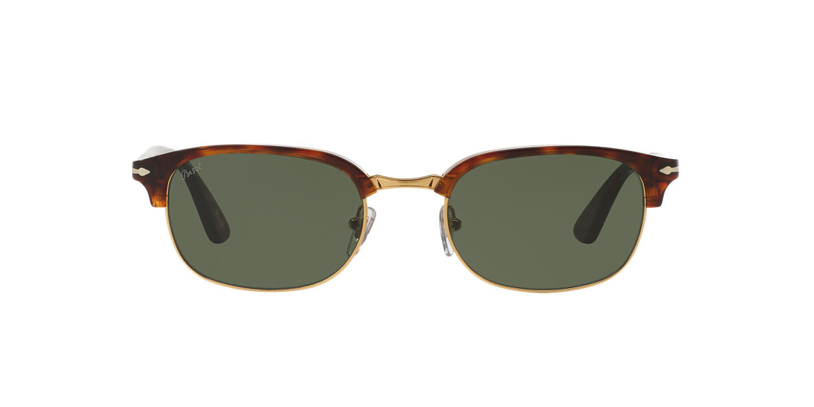 PERSOL Brown PO8139S 55 Green lenses 55mm