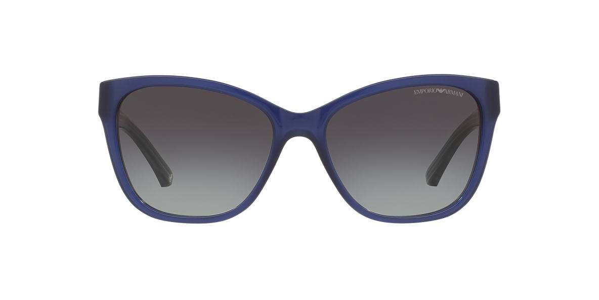 EMPORIO ARMANI Blue EA4068 57 Grey lenses 57mm
