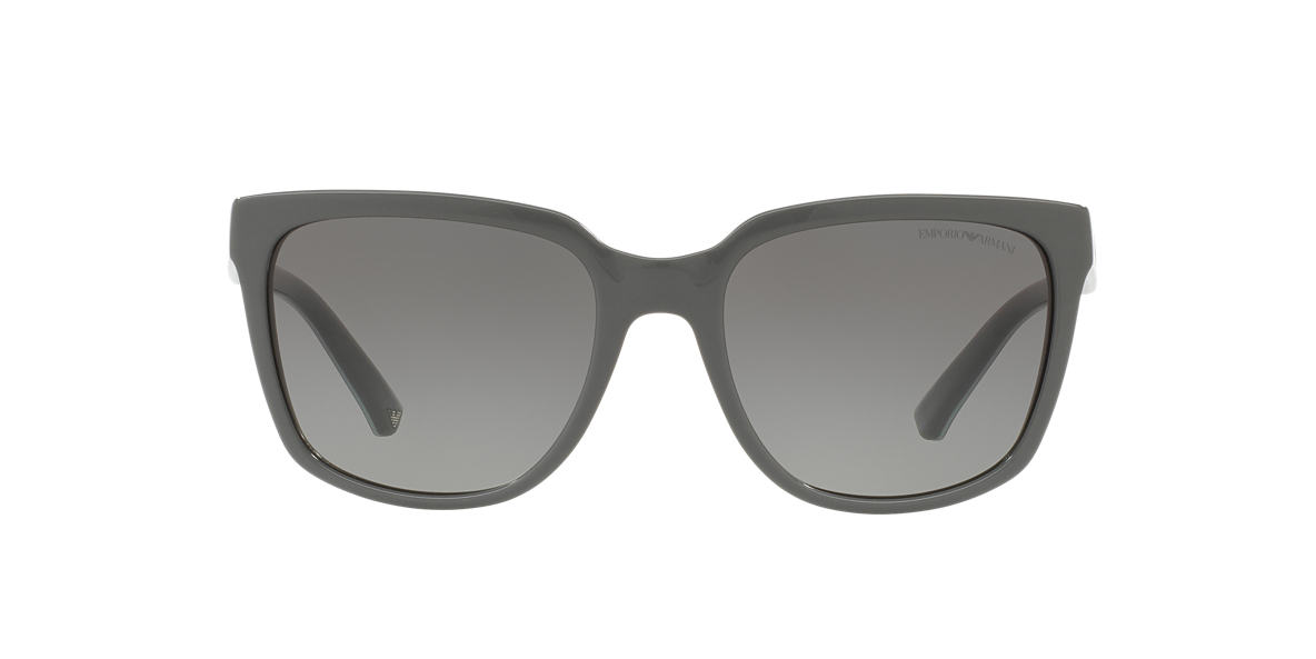 EMPORIO ARMANI Grey EA4070 55 Grey lenses 55mm