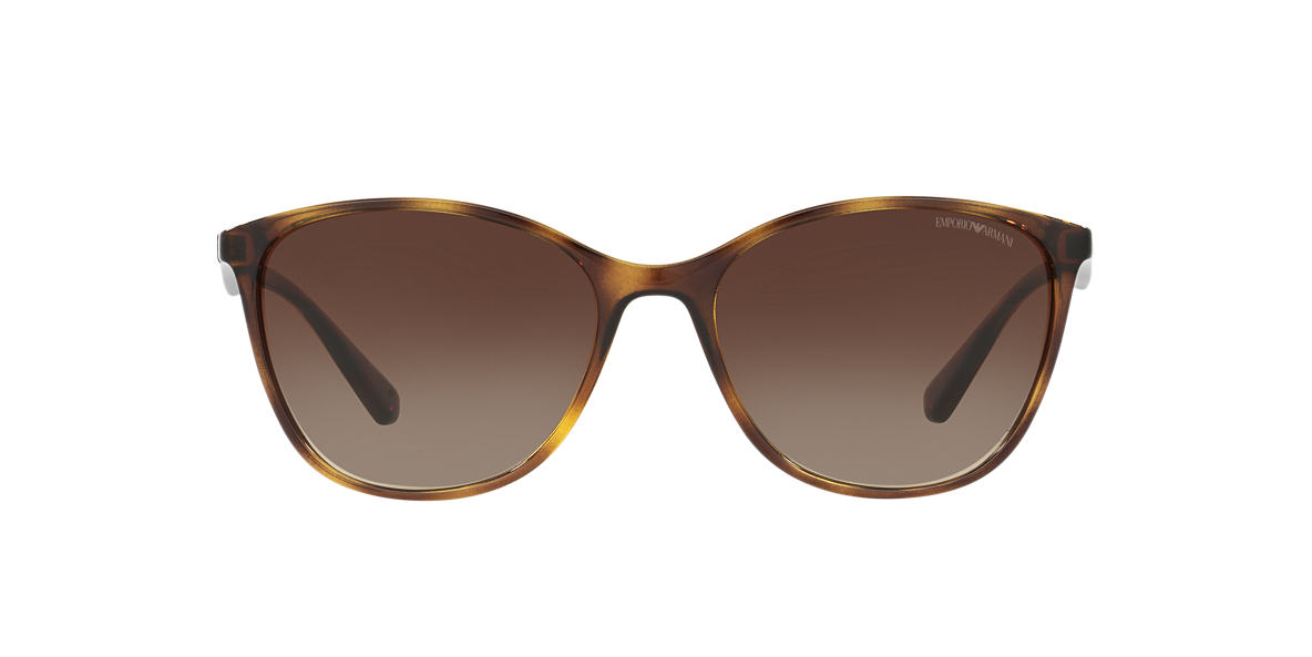 EMPORIO ARMANI Brown EA4073 56 Brown lenses 56mm
