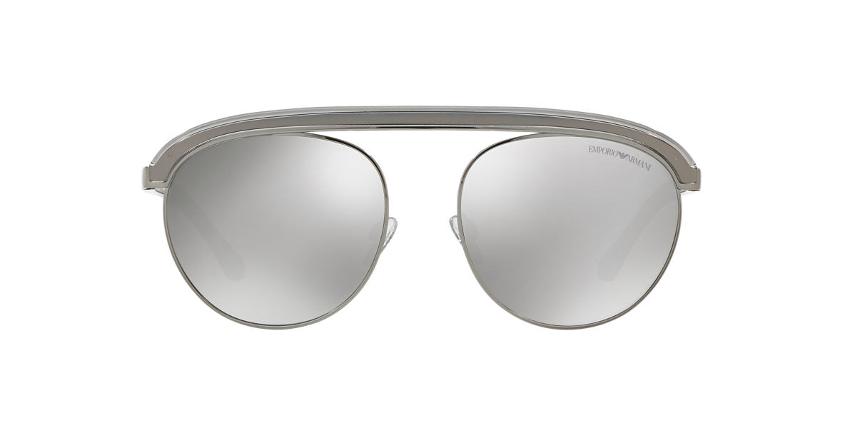 EMPORIO ARMANI Gunmetal EA2035 56 Grey lenses 56mm