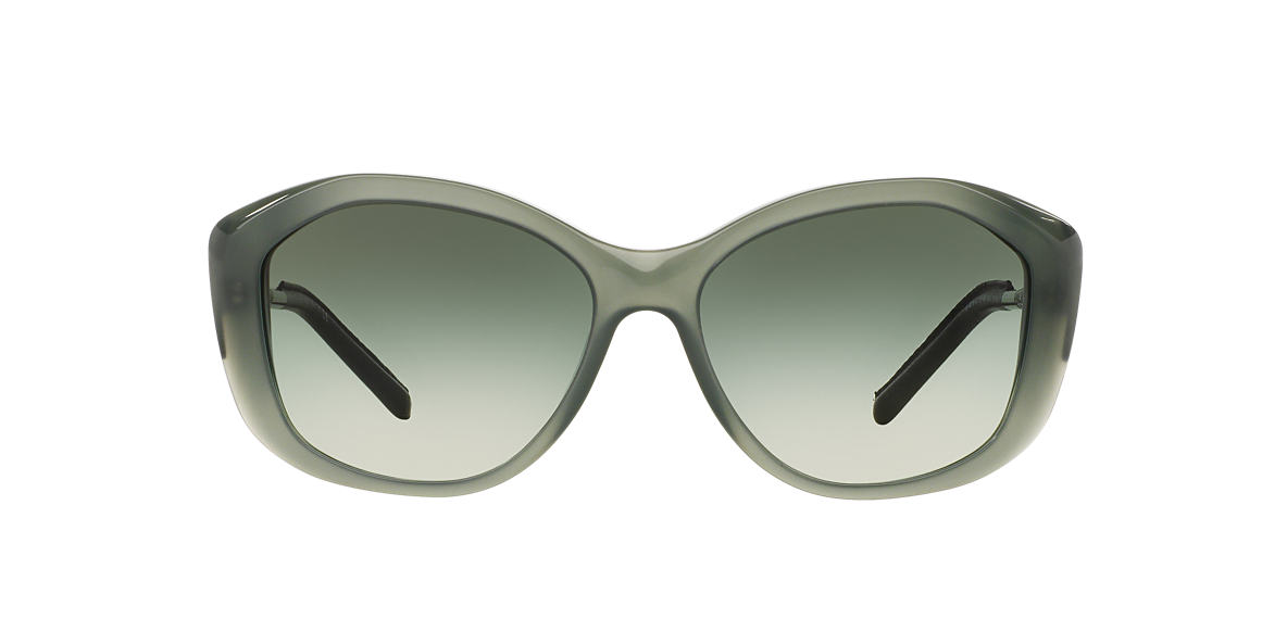 BURBERRY Green BE4208Q 57 Green lenses 57mm