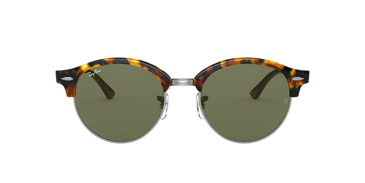 RAY-BAN Tortoise RB4246 51 Green lenses 51mm