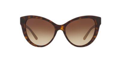 Burberry BE4220 56 Brown & Tortoise Matte Sunglasses ...