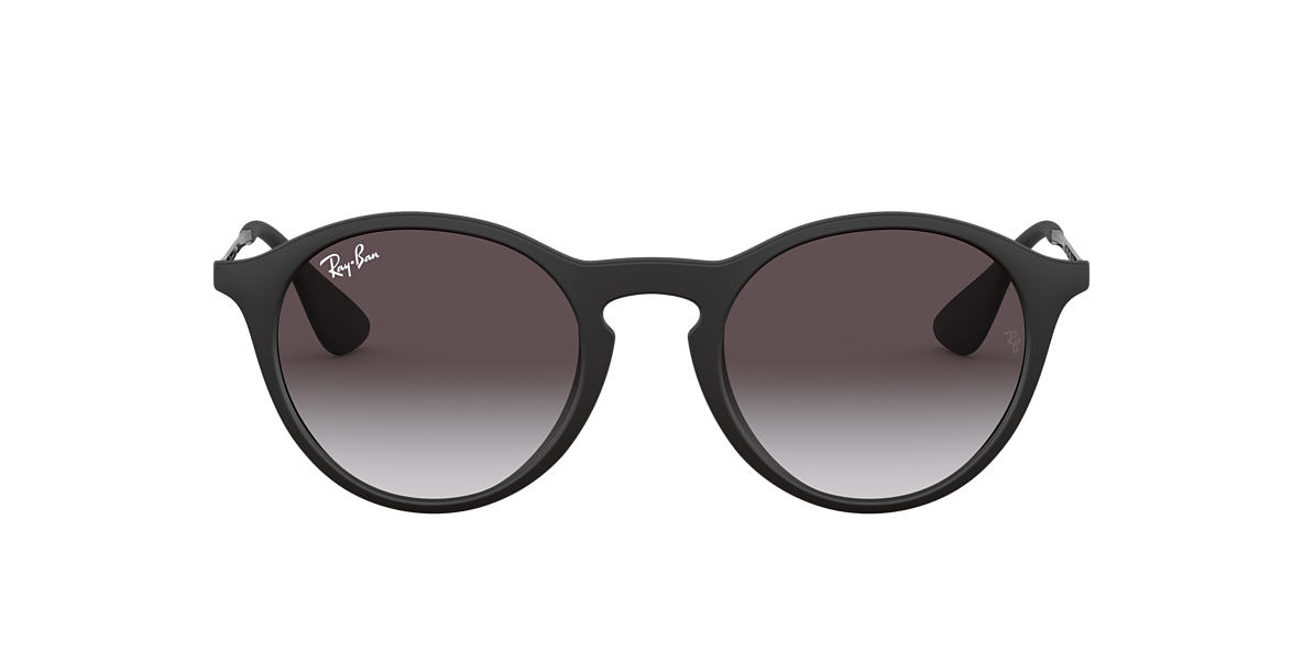 RAY-BAN Black RB4243 49 Grey lenses 49mm