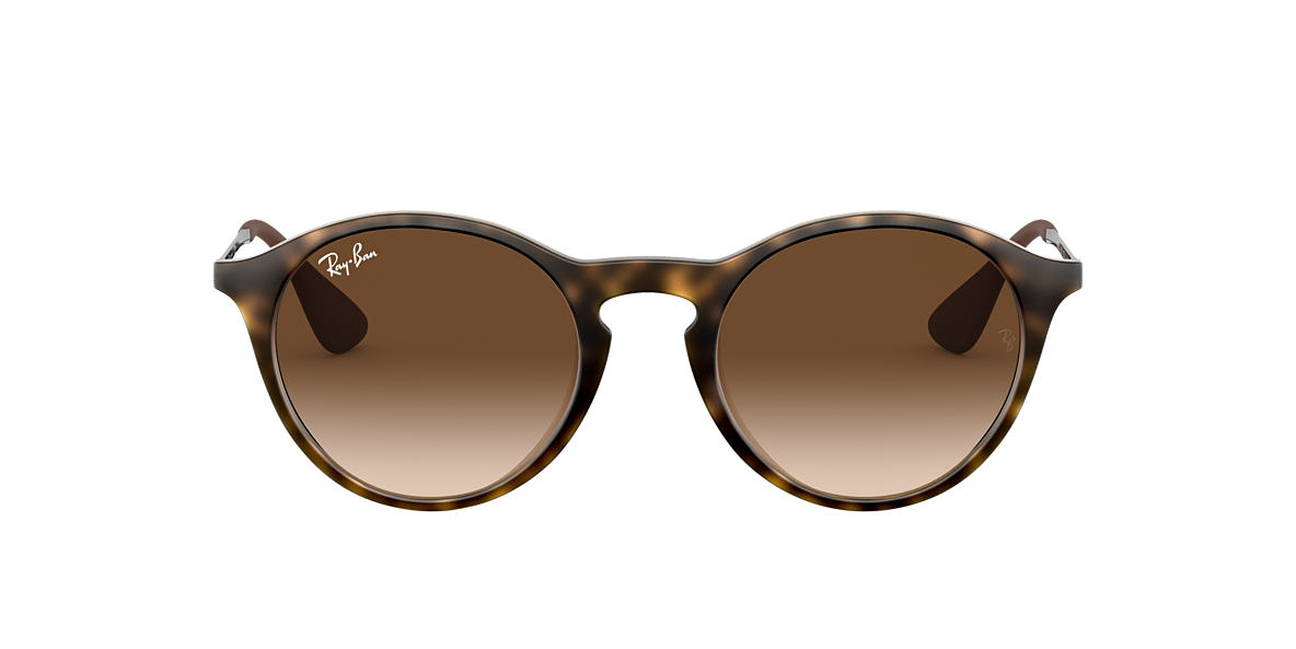 RAY-BAN Brown RB4243 49 Brown lenses 49mm