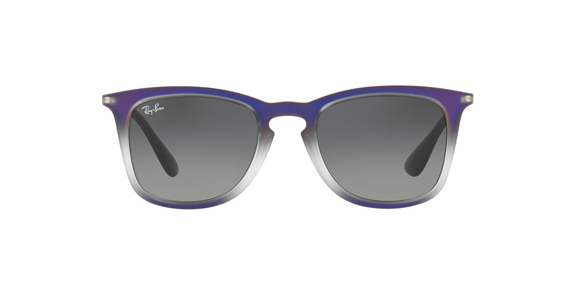 RAY-BAN Purple RB4221 50 Grey lenses 50mm