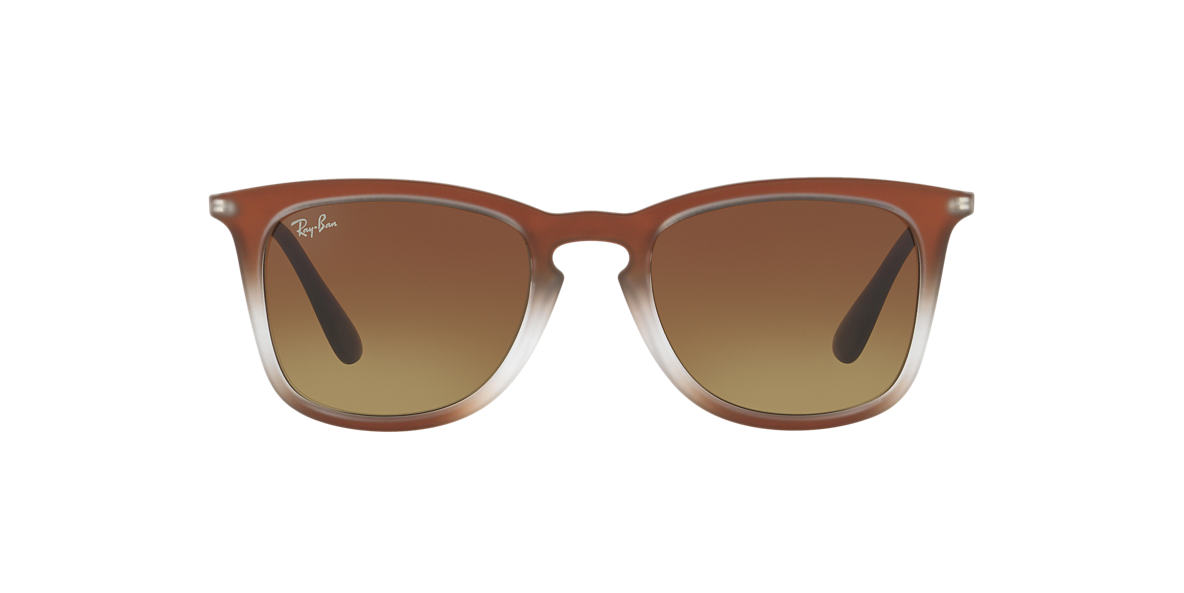 RAY-BAN Brown RB4221 50 Brown lenses 50mm