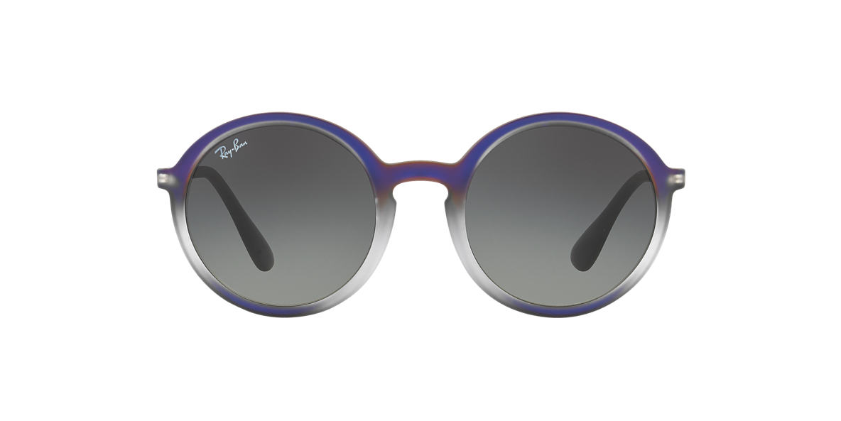 RAY-BAN Purple RB4222 50 Grey lenses 50mm