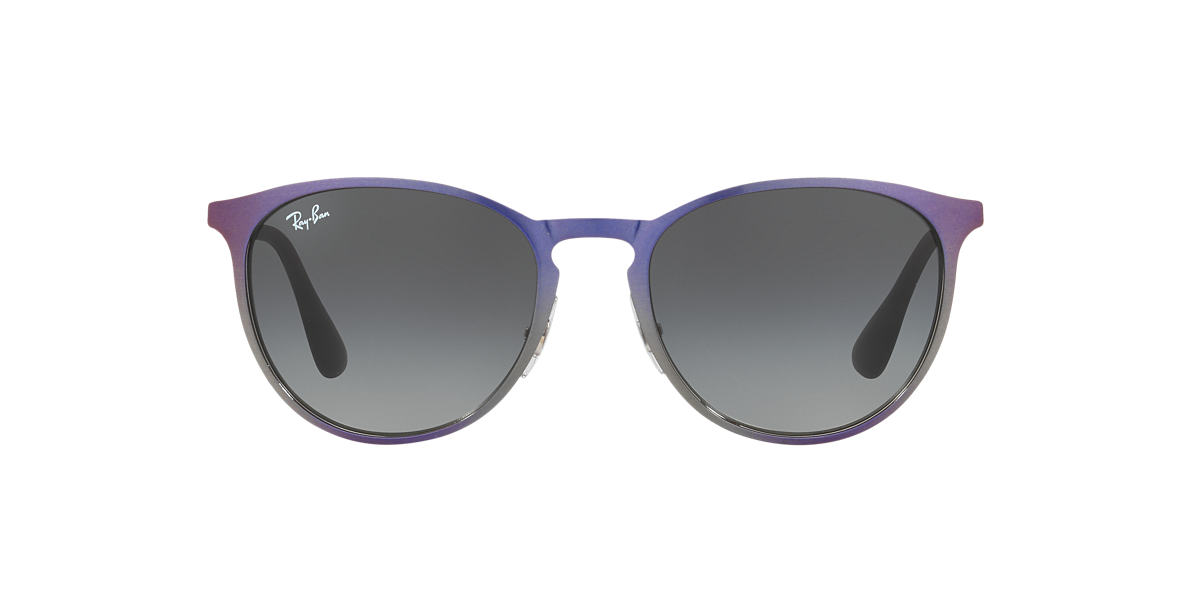 RAY-BAN Purple RB3539 54 Grey lenses 54mm