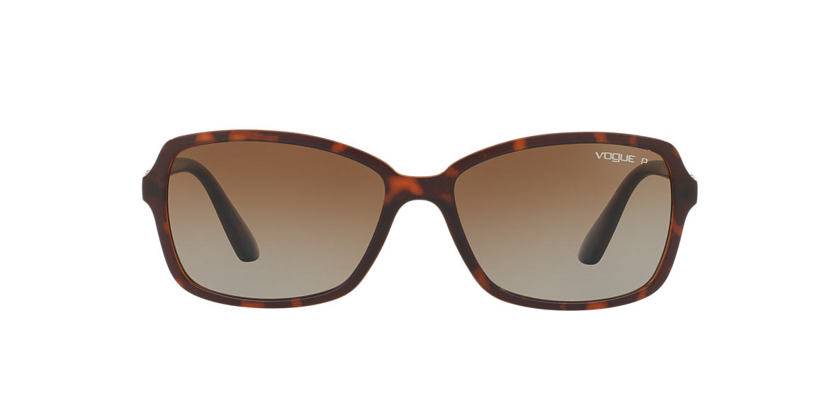 VOGUE LINE Tortoise VO5031S 58 Brown polarized lenses 58mm
