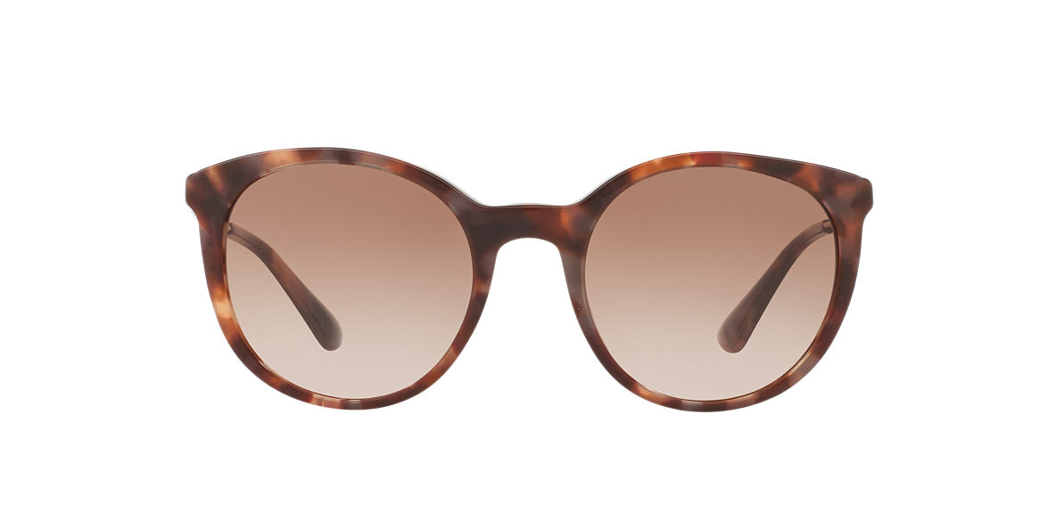 PRADA Brown PR 17SS 53 CINEMA Brown lenses 53mm