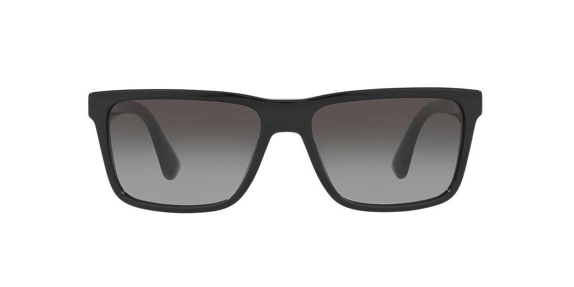 PRADA Black PR 19SS Grey lenses 59mm