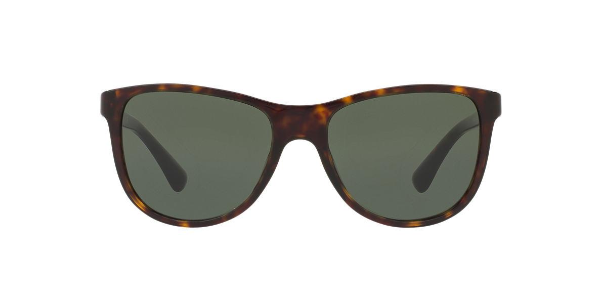 PRADA Tortoise PR 20SS 56 Green lenses 56mm