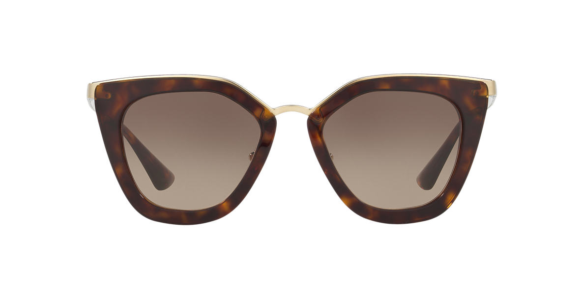 PRADA Brown PR 53SS Brown lenses 52mm