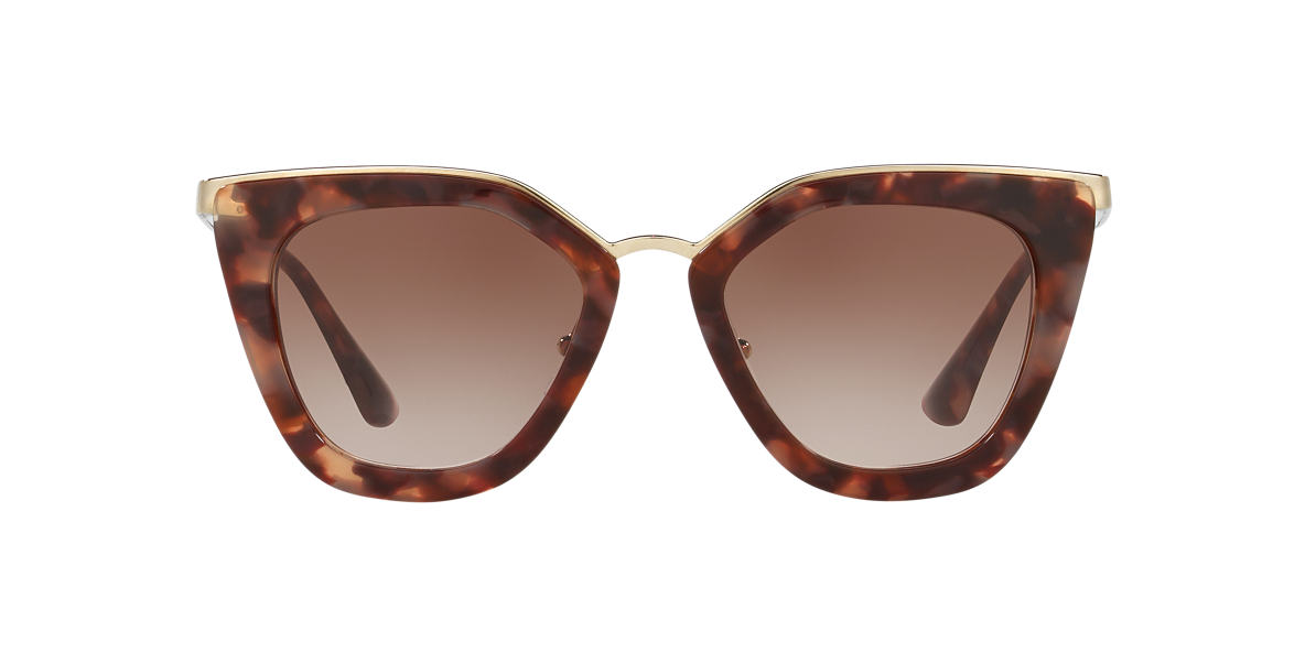 PRADA Brown PR 53SS 52 Brown lenses 52mm