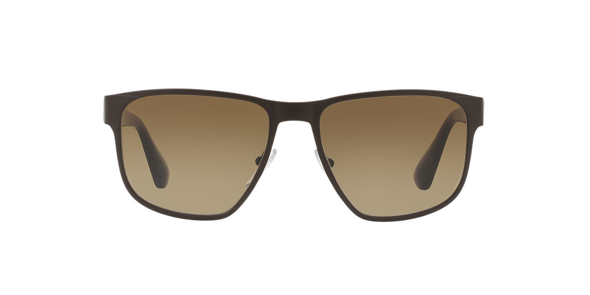 PRADA Brown PR 55SS 55 Brown lenses 55mm