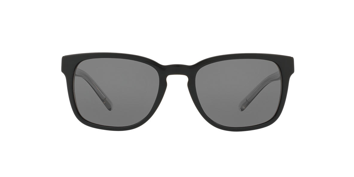 BURBERRY Black BE4222 Grey polarised lenses 55mm