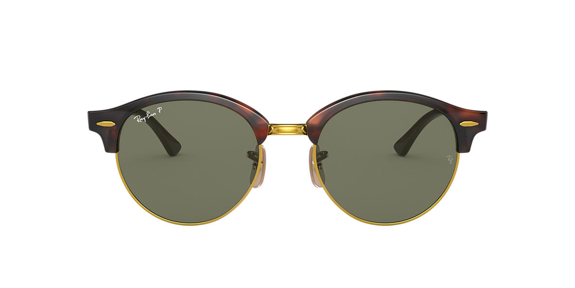 RAY-BAN Red RB4246 51 Green polarised lenses 51mm