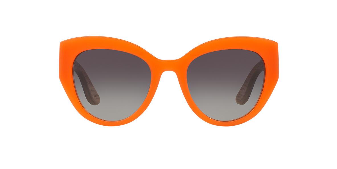 DOLCE and GABBANA Orange DG4278 52 Grey lenses 52mm