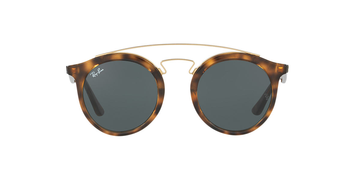 RAY-BAN Brown RB4256 Green lenses 46mm