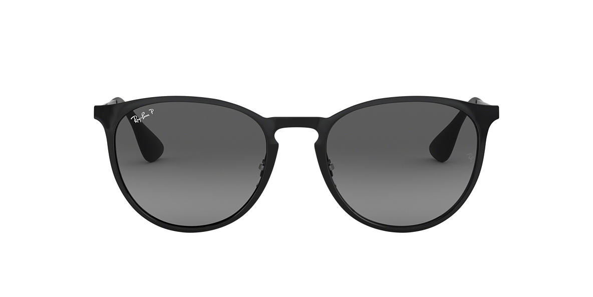 RAY-BAN Black RB3539 54 Grey polarized lenses 54mm