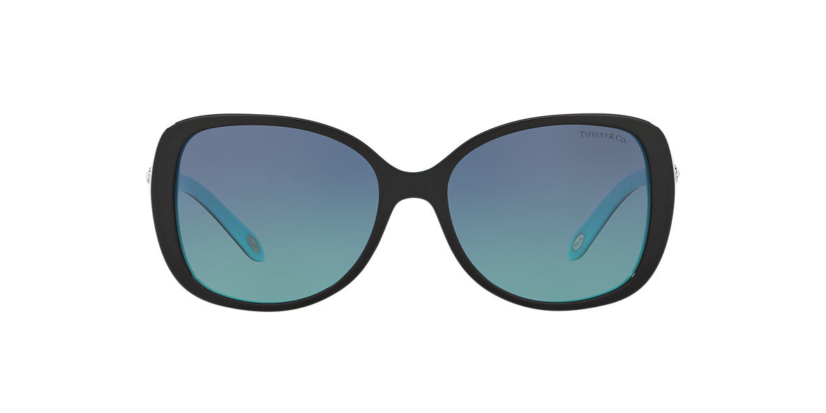 TIFFANY Black TF4121B 55 Blue lenses 55mm