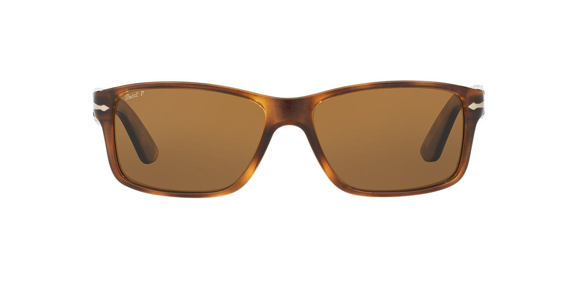 PERSOL Tortoise PO3154S 58 Brown polarized lenses 58mm
