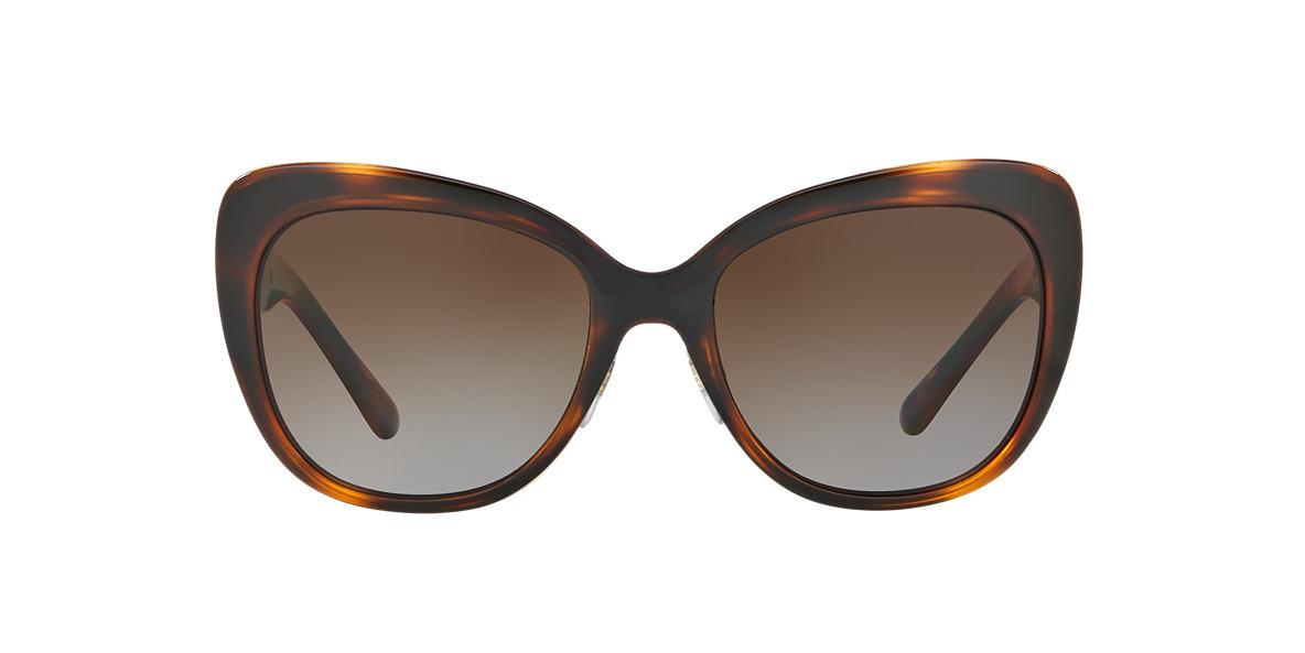 BURBERRY Tortoise BE3088 57 Brown polarized lenses 57mm