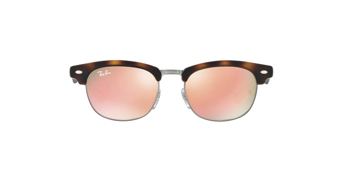 RAY-BAN CHILDRENS Tortoise Matte RJ9050S  lenses 45mm