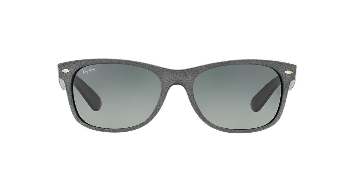 RAY-BAN Multicolor RB2132 55 NEW WAYFARER Grey lenses 55mm