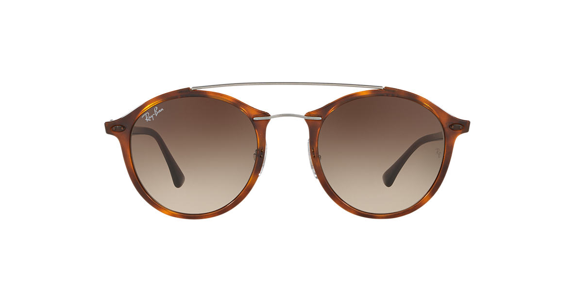 RAY-BAN Brown RB4266 49 Brown lenses 49mm