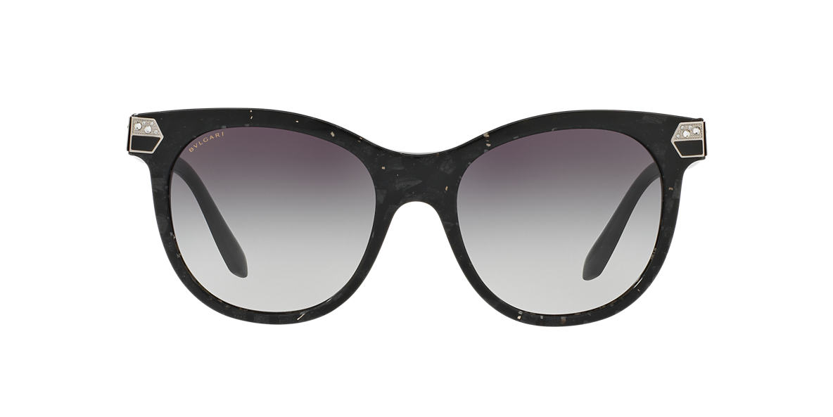 BVLGARI Black BV8185B Grey lenses 55mm