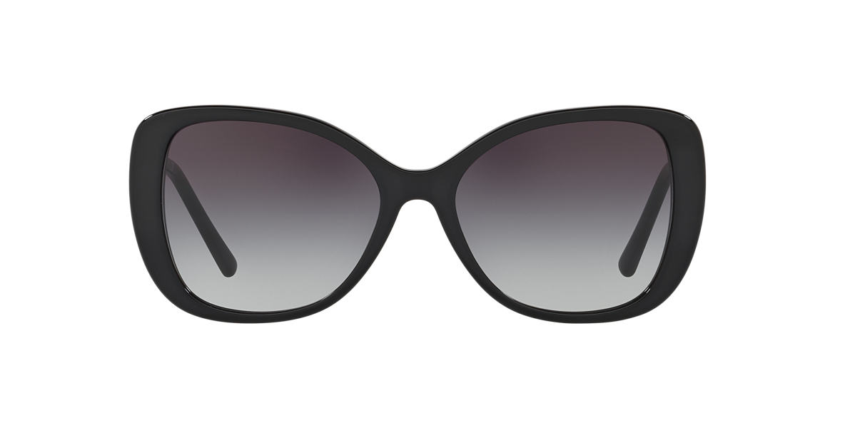 BURBERRY Black BE4238 Grey lenses 57mm