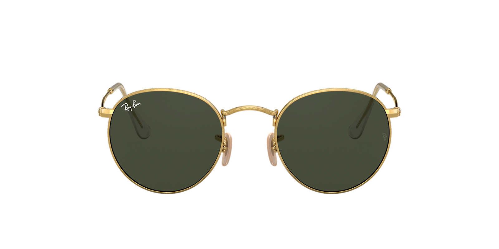 aviator round sunglasses  Round Sunglasses