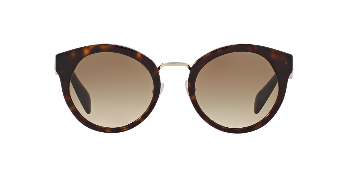 PRADA Tortoise PR 05TS 53 Brown lenses 53mm